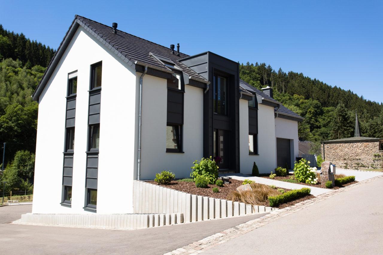 Neubau Ruukki – Fassade