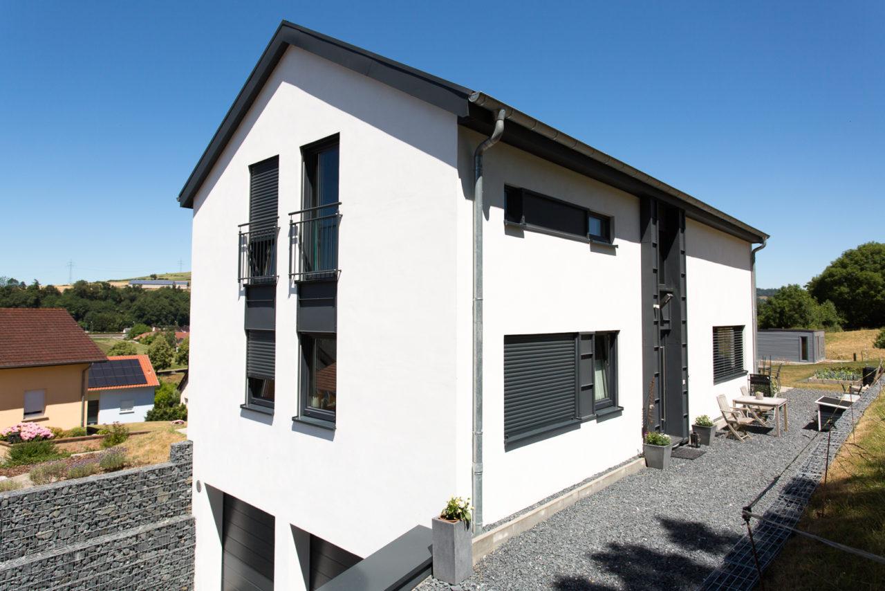 Eco Home Systems Neubau