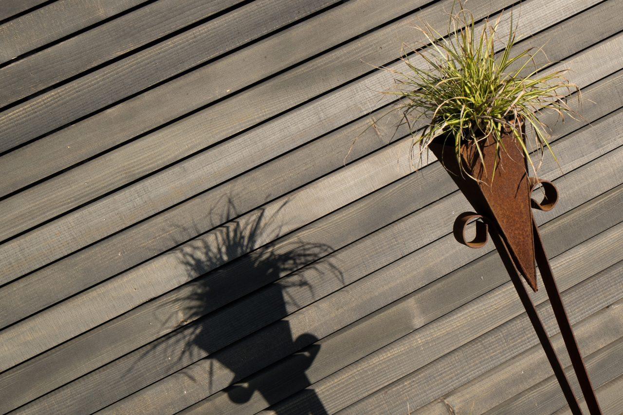 Annexe Façade bois – Dura Sidings