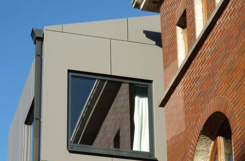 Holzbau - Luxemburg - Anbauten - Fassade