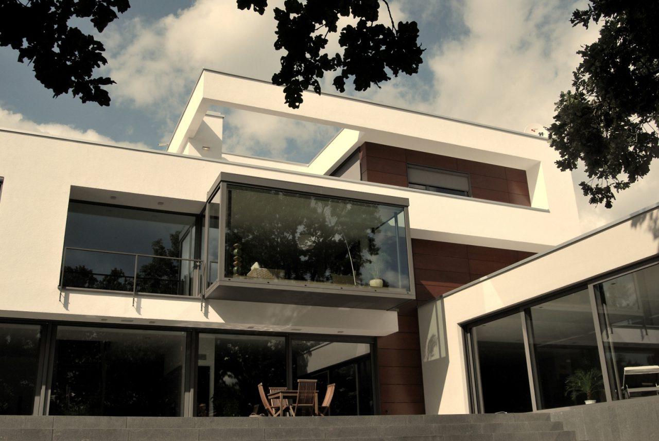 Holzständer-Kit-Neubau-
