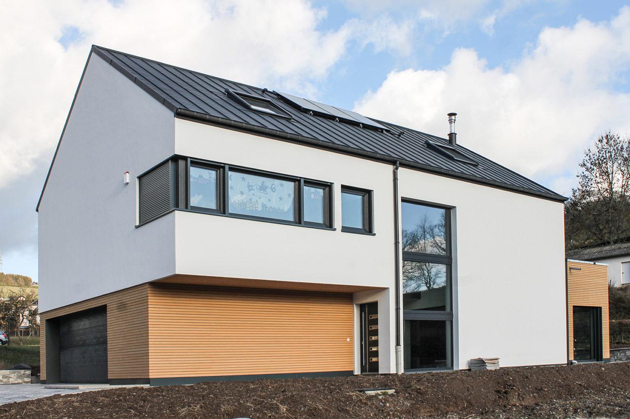 Neubau Schlüsselfertig Luxemburg