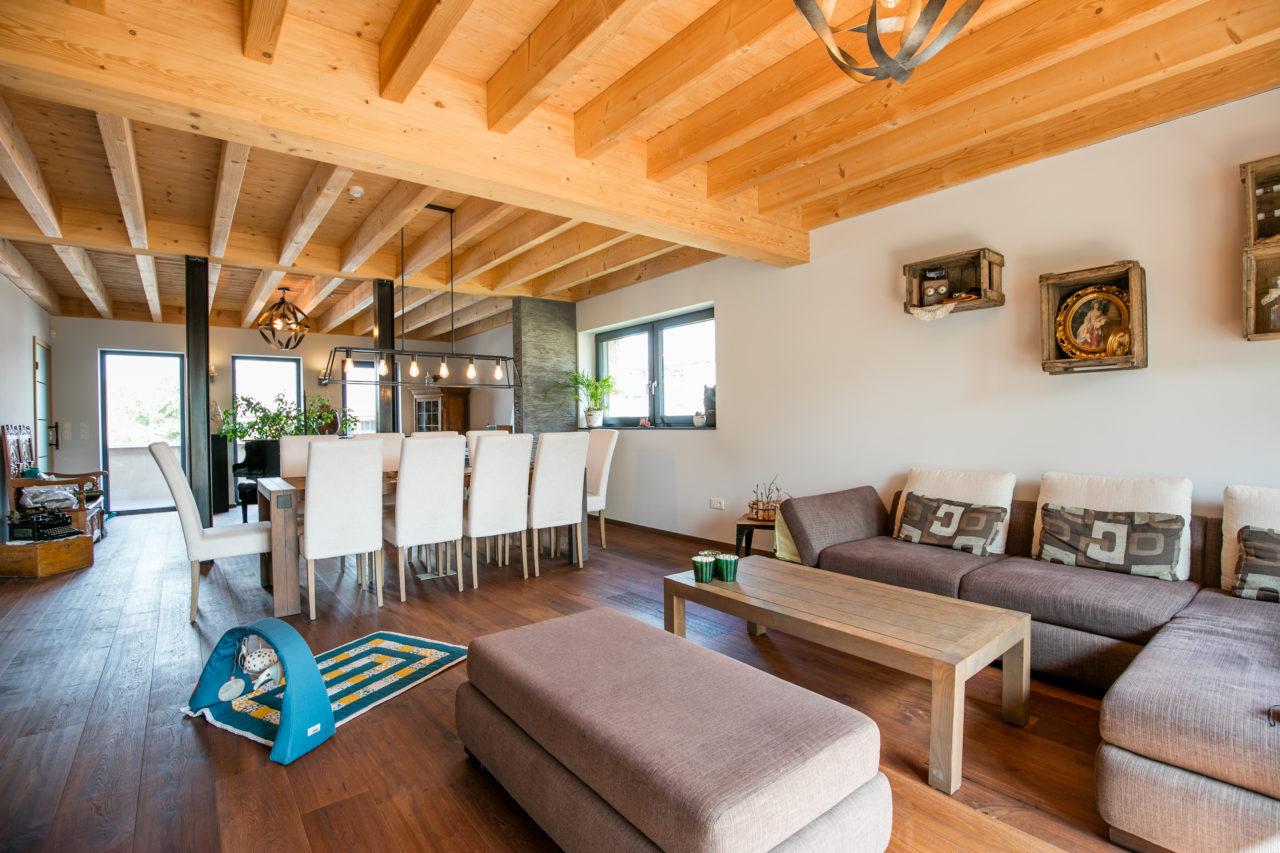 Innenausbau Eco Home Systems Luxemburg