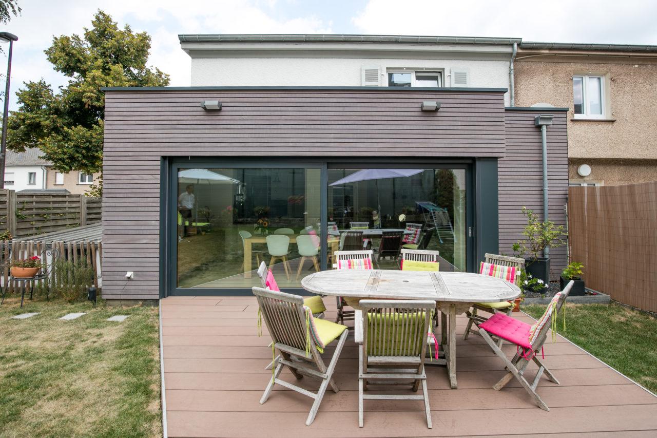 Eco Home Systems Anbau Schlüsselfertig