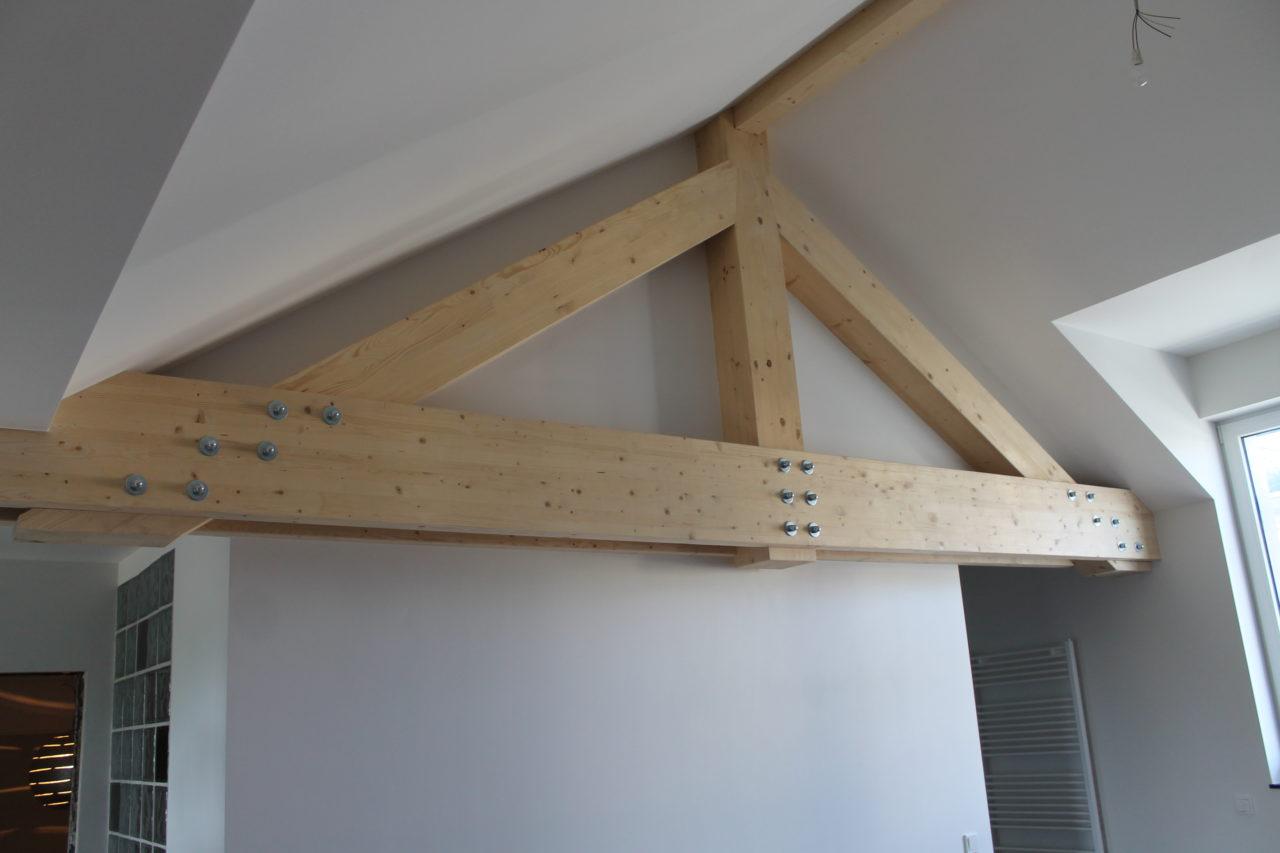 Ossature bois Eco Home Systems