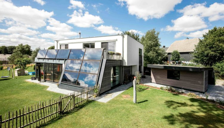 Holzhaus Eco Home Systems